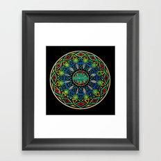 Dala 2 Framed Art Print