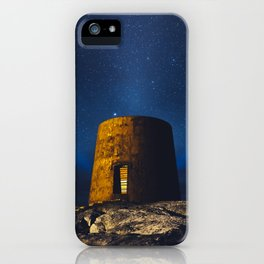 Old lighthouse iPhone Case