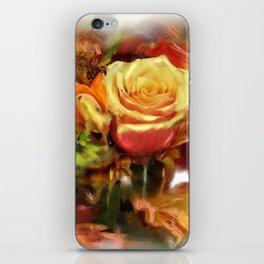 Flower Bouquet iPhone Skin