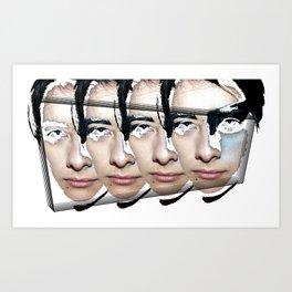 Multipliciti Art Print
