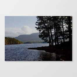 Scotlands Beauty Canvas Print