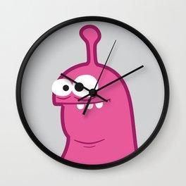 Hukkles Basic Portrait Wall Clock