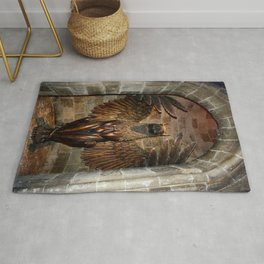 Hippogriff Entrance Rug