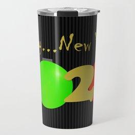 Merry...New Year! Travel Mug