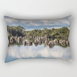 Dead Lakes Florida  Rectangular Pillow