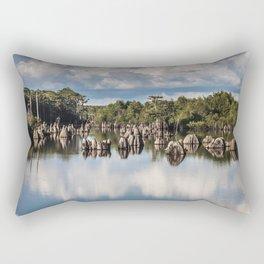 Dead Lakes Florida  Rectangular Pillow
