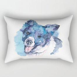 DOG#15 Rectangular Pillow