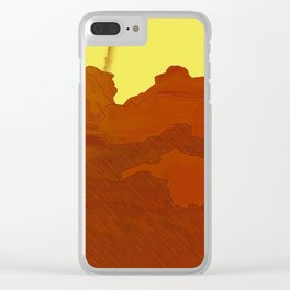 Sedona Souls Speakers Clear iPhone Case