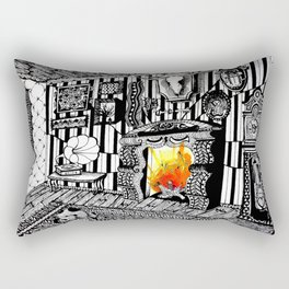 Step in# Rectangular Pillow