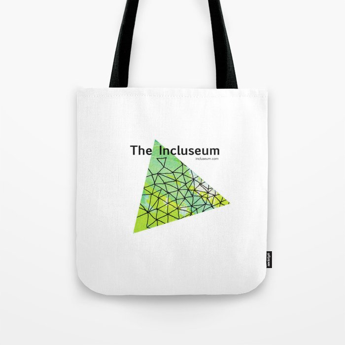 The Incluseum Logo Tote Bag