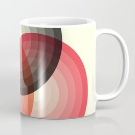 Three colour circles, inspired by Lacouture's Répertoire chromatique Coffee Mug