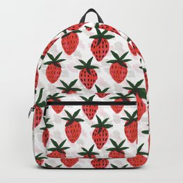 the strawberrys Backpack
