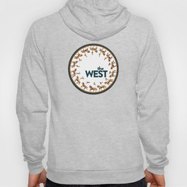 The West Medallion Hoody