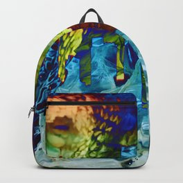 Snakes of the City Backpack