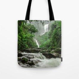 Deer Waterfall -  Bocaina - Brazil Tote Bag