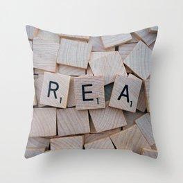 Eight Points - Dream Throw Pillow
