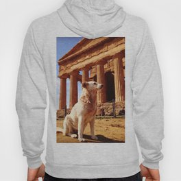Majestic Dog for a Majestic View Hoody