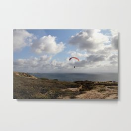 Glider port Metal Print