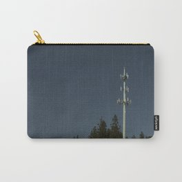Transmissions in the dead of the night Carry-All Pouch