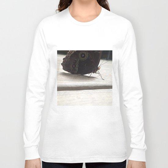 Whispers away Long Sleeve T-shirt