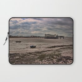 Grand Pier, Weston-super-Mare Laptop Sleeve