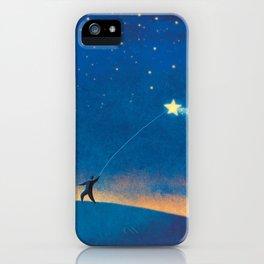 Stars Kite iPhone Case