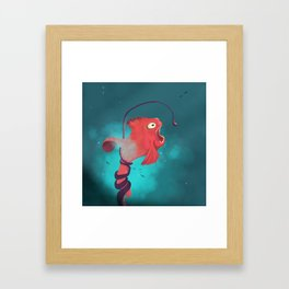 MARSHAL & OTTO Framed Art Print