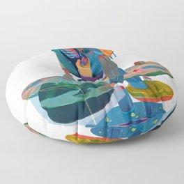 god Floor Pillow