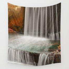 Urbex Falls Wall Tapestry