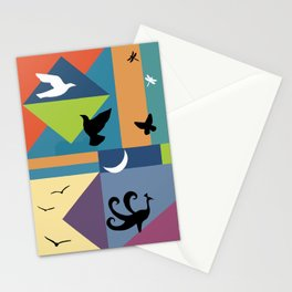 Sky Unlimited Stationery Cards