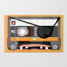 The cassette tape pirate Canvas Print