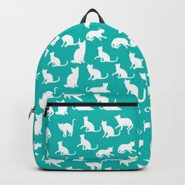 I Heart Cats Backpack