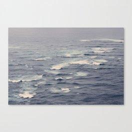 Vintage Ocean 11 Canvas Print
