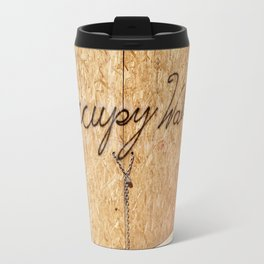 Occupy Wall Street on Storefront Photo Travel Mug