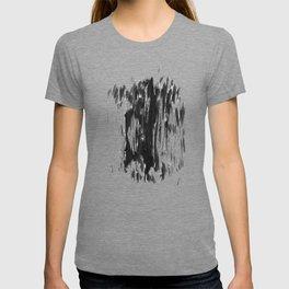 Abstract Dry Brush T-shirt