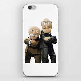 Muppets iPhone Skin