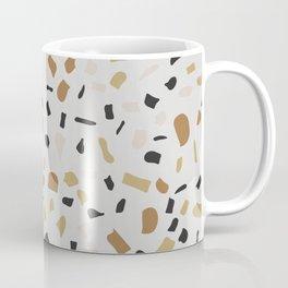 Beige Terrazzo Coffee Mug