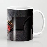 superman Mugs featuring Superman by neutrone