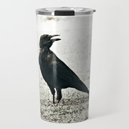Crow Caw Travel Mug