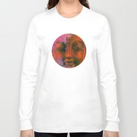 meditation Long Sleeve T-shirts featuring Meditation by zAcheR-fineT