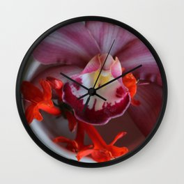 Chinese, If You Please Wall Clock