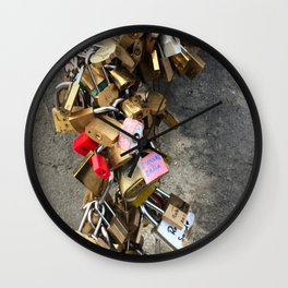 From Paris With Love... Wall Clock