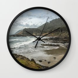 The View from Strawberry Hill, No. 2 Wall Clock