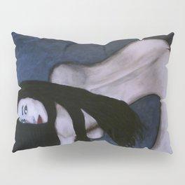 Sensual Dark Beauty Pillow Sham