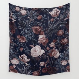 Night Forest XXV Wall Tapestry