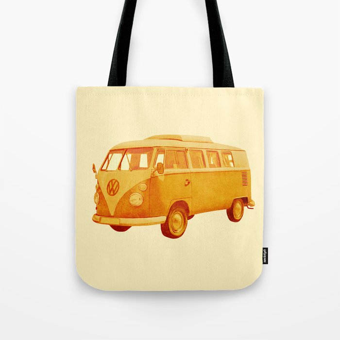 Summer Ride Tote Bag