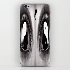 7 Eye Collection: Yin Yang In Your Eyes iPhone & iPod Skin