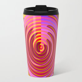 Play with baguettes ... Travel Mug
