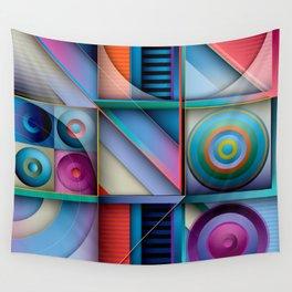 J Series 141 Wall Tapestry