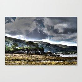 Loch Ailort, Scotland Canvas Print